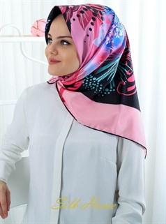 Silk Home Polyester Twill Eşarp 72005-11