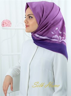 Silk Home Polyester Twill Eşarp 72006-07